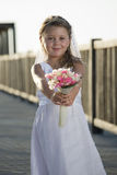 Bouquet bride Royalty Free Stock Photos
