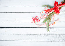 Bouquet for Christmas Royalty Free Stock Image