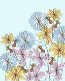 Bouquet classique de fleur Photographie stock