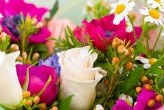 Bouquet close up Stock Photos