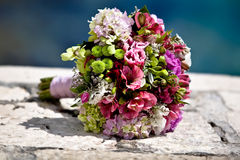Bouquet coloré Photo libre de droits