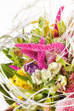 Bouquet of colorful flowers Stock Photos