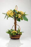 Bouquet décoratif Photo libre de droits