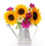 Bouquet d'été photo libre de droits