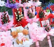 Bouquet dans la célébration images stock