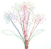 Bouquet de câble Image stock