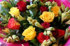 Bouquet de célébration Photo stock
