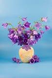 Bouquet de cloche de main Image libre de droits