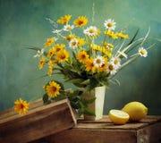 Bouquet de fleur Photos libres de droits
