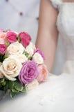 Bouquet de mariée Photo libre de droits