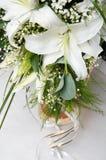 Bouquet de mariée images stock
