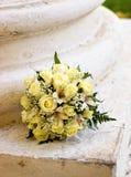 Bouquet de mariée Photographie stock libre de droits