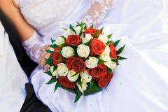Bouquet de mariage Photographie stock libre de droits