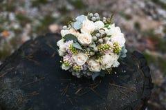 Bouquet de mariage Photographie stock