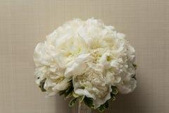 Bouquet de mariage de belles roses Images libres de droits