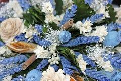 Bouquet de Noël Photo libre de droits