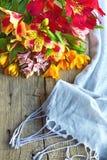 Bouquet de ressort Photographie stock libre de droits