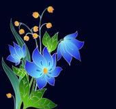 Bouquet de source Image stock