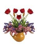 Bouquet de source Photos stock