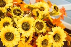 Bouquet de tournesol Photo libre de droits