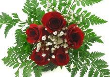 Bouquet de Valentine Photo libre de droits