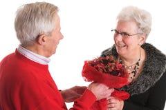 Bouquet de Valentines Image stock