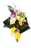 Bouquet des fleurs Images libres de droits