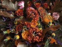 Bouquet des fleurs colorées Image libre de droits