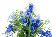 Bouquet des fleurs de source photos stock