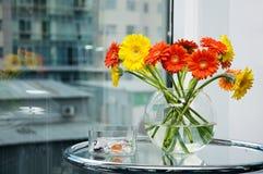 Bouquet des gerberas Photo libre de droits