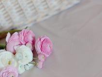Bouquet des pivoines Image libre de droits