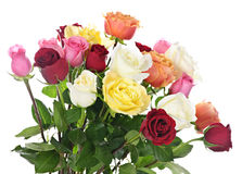 Bouquet des roses photographie stock