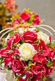 Bouquet des roses. Images stock