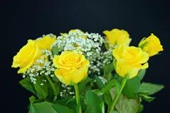 Bouquet des roses. Image libre de droits