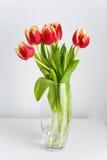 Bouquet des tulipes Image stock