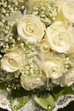 Bouquet du mariage de la mariée Image libre de droits