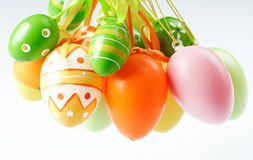 Bouquet of eggs Royalty Free Stock Photo
