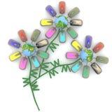 Bouquet exceptionnel illustration libre de droits