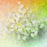Bouquet of fiancee 02 Royalty Free Stock Photography