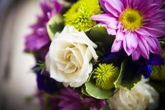 Bouquet floral Photos libres de droits