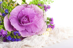 Bouquet, floral background Stock Photo