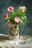Bouquet floral de ressort Images libres de droits