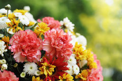 Bouquet flower. 