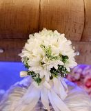 Bouquet Flower. Hand bouquet flower for wedding day royalty free stock images