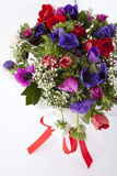 Bouquet of flowers. Beautiful bouquet of colorful flowers Royalty Free Stock Image