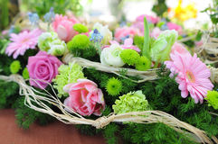 Bouquet flowers Royalty Free Stock Photos