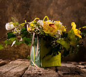 Bouquet of flowers Stock Photography
