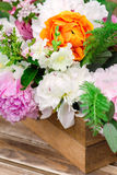 Bouquet of flowers Stock Image
