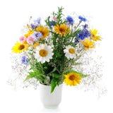 Bouquet frais d'isolement Photographie stock