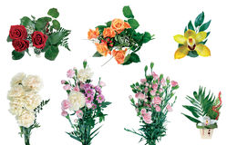 Bouquet of fresh flowers Royalty Free Stock Image